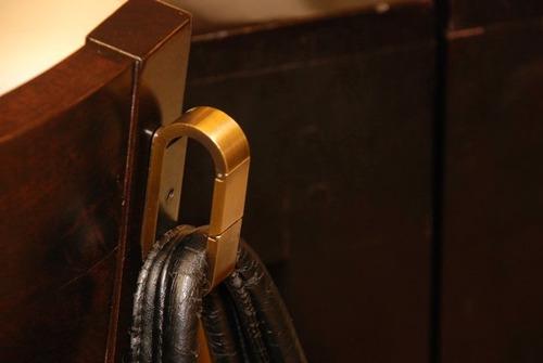 gancho de seguridad - handbag hooks bag-in