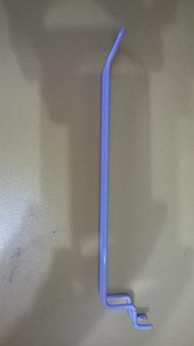gancho pinchos para panel ranurado varias medidas liquido