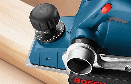 garlopa cepillo gho 40-82 (0-4mm) 850w  bosch