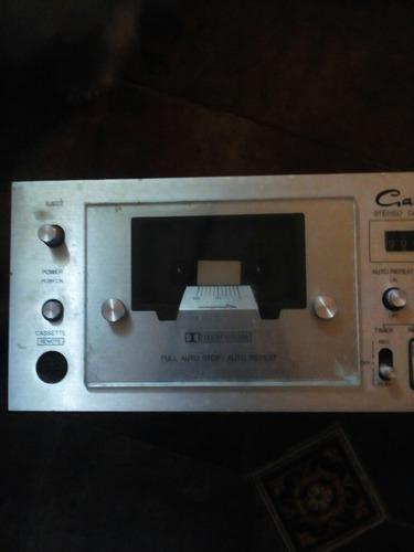 garrard stereo cassette deck model sc-1 - japan