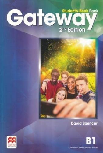 gateway b1 student's book +  workbook - segunda edición