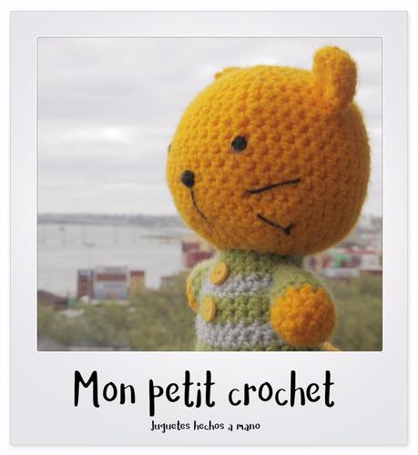 gatito gato muñecos amigurumis artesanales tejido en crochet
