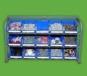 gavetas cajas cajon gavetero exhibidor de plastico corrugado