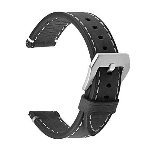 gear s3 frontier / banda de reloj clásica, iitee 22mm vendim