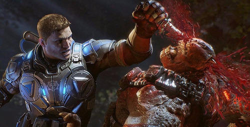 gears of war 4 xbox one ultimate edition
