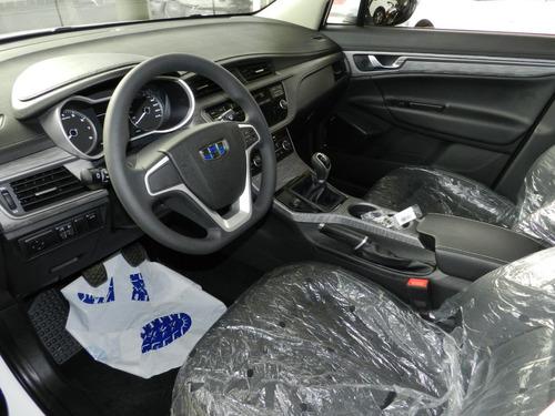geely emgrand auto