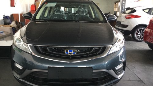 geely emgrand gs 2018