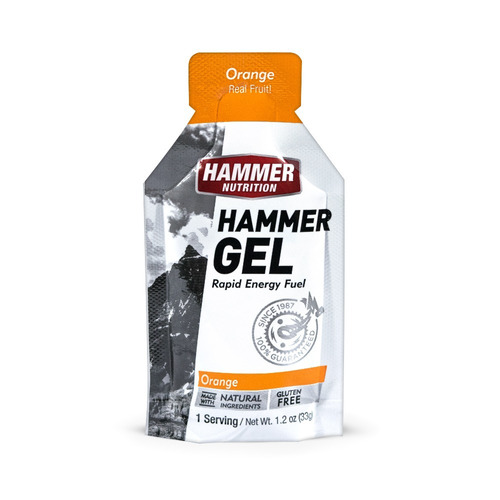 gel energizante hammer naranja tododeporte ciclismo futbol