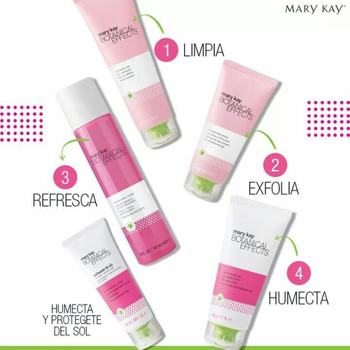 gel humectante botanical effects mary kay