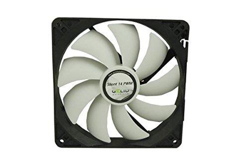 gelid solutions silent 14pwm 140mm case fan