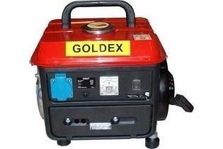 generador de corriente 0.8kw jl950gf goldex - camping