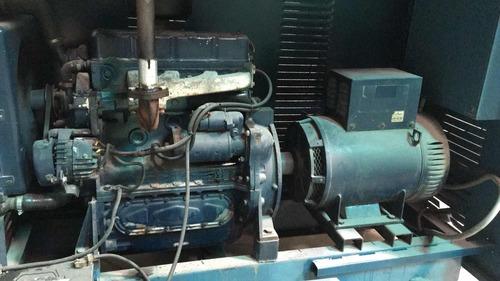 generador trifasico movil
