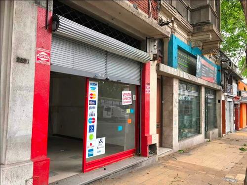 general flores y rivadavia - local 20 m2 - la comercial
