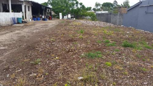 genova y ciceron  400 m2 terreno cercado.
