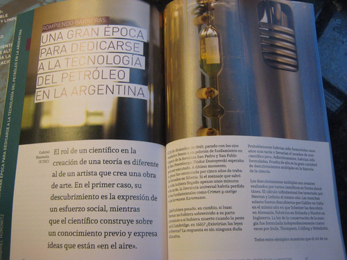 geofisica, revistas ,relativas al petroleo