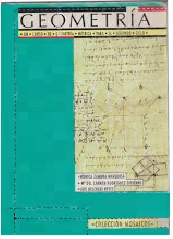 geometría métrica para segundo ciclo - belcredi zambra