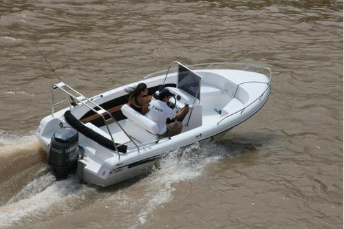 gg 540 pescador c/ 90hp y trailer