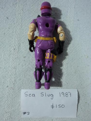 gi joe sea slug 1987 #2