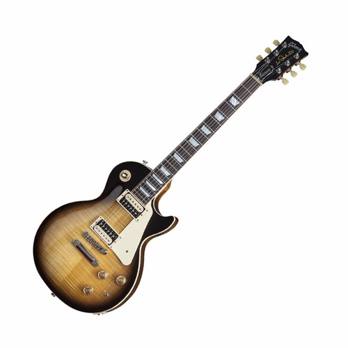gibson les paul classic 2015 vintage sunburst made in usa