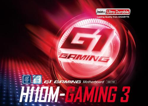gigabyte ga-h110m-gaming 3 - 1.0