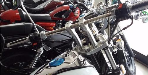 gilera 200 chopper motos