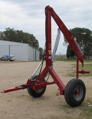 ginche agricola elevador hidraulico rdm.
