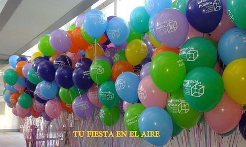 globos con helio !!!!!!! (costa de oro) excelente calidad!!!