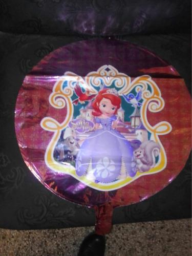 globos de personajes