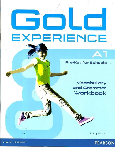 gold experience a1 / workbook / pearson