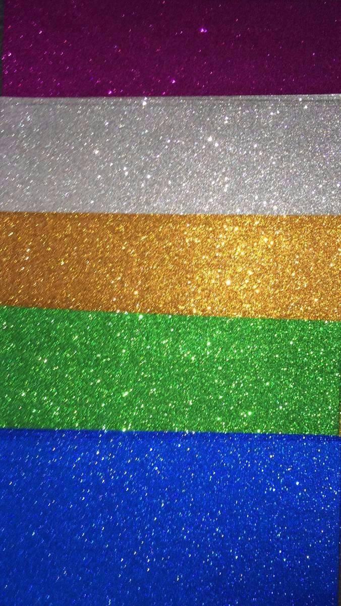 c3d72a912f1 Goma Eva Brillantina (glitter) 60x40 Cm X 2 Mm1era Calidad -   37