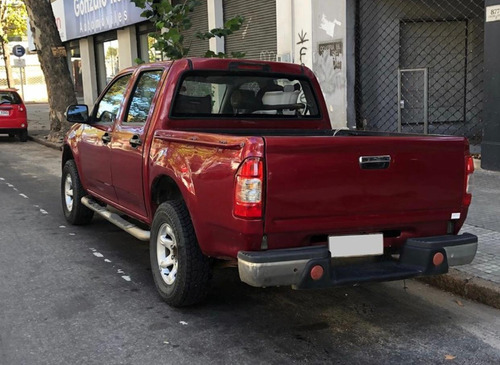 gonow fan 2011 oportunidad motor toyota doble cabina
