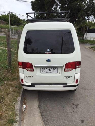 gonow mini van cargo gonow mini van