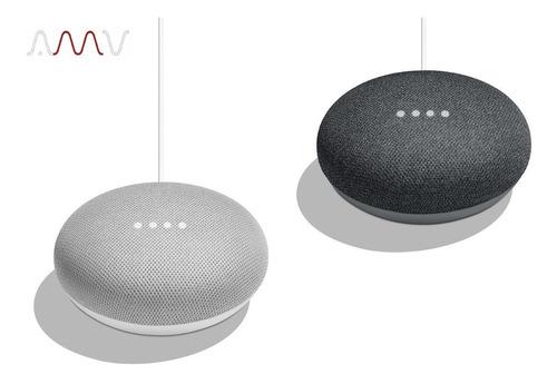 google home mini parlante inteligente wifi micro usb amv