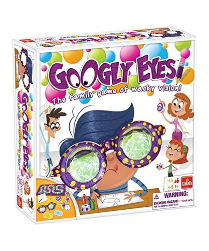 googly eyes game - family drawing game con gafas locas qu