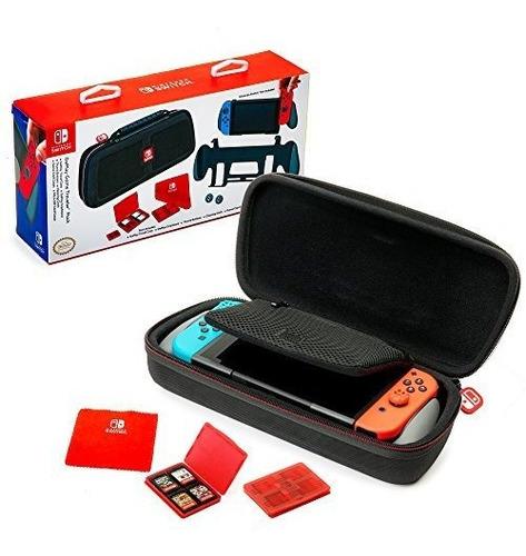 goplay game traveler pack estuche rigido premium hecho con n