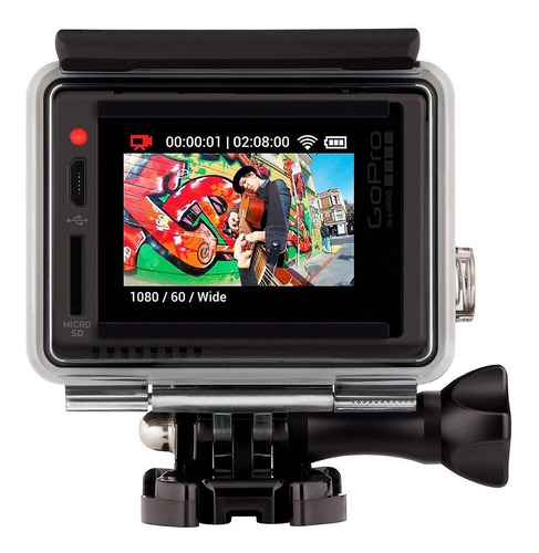 gopro camera hero+ lcd hd videocamara camera