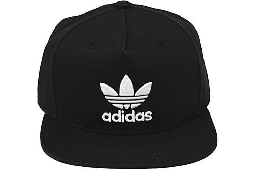 gorra adidas trefoil snap-back bk7324 - zooko