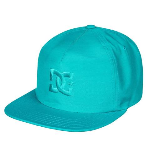 gorra cap dc floora green