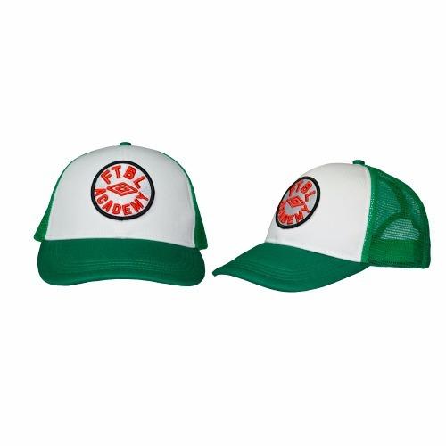 gorra de visera combinado umbro