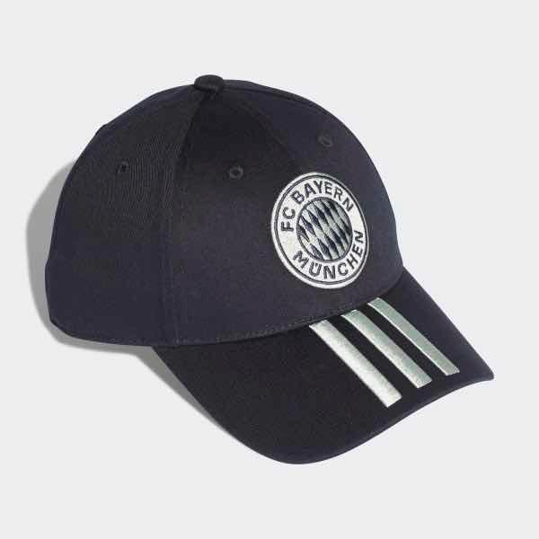 285656f85306d Gorro De Sol adidas Fc Bayern Munchen Azul -   1.390