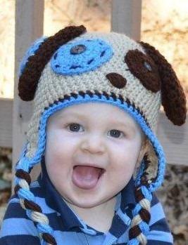 c1161273703ed Gorro En Lana O Hilo Animalitos Del Zoo Para Bebes Y Niños -   350 ...