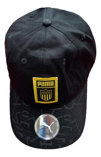 gorro gorra puma de peñarol para adulto mvd sport