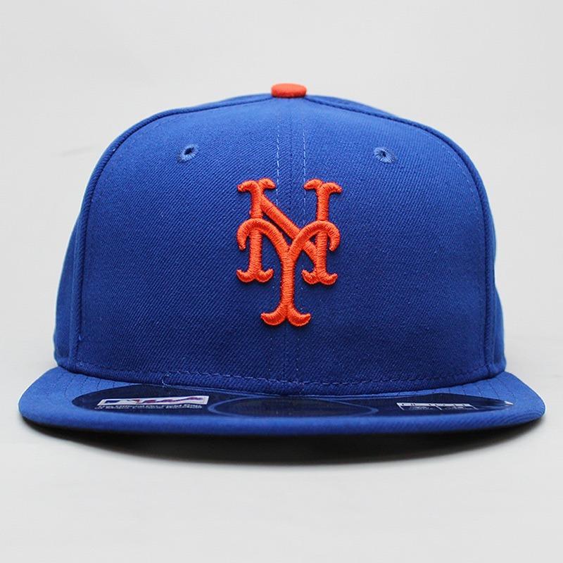 5ef9e25b0987b Gorro New Era Baseball New York Mets 7 1 2 59.6cm -   1.200