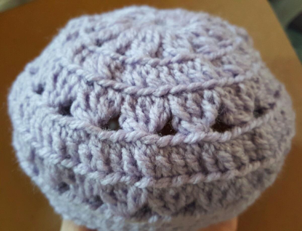gorro en crochet para bebé recién nacido. 35 cm contorno. Cargando zoom... gorro  para bebé. Cargando zoom. f42711636cc