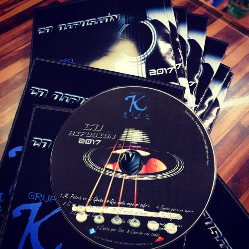 grabado e impresion de cd o dvd.