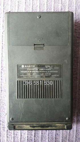 grabador portatil antiguo