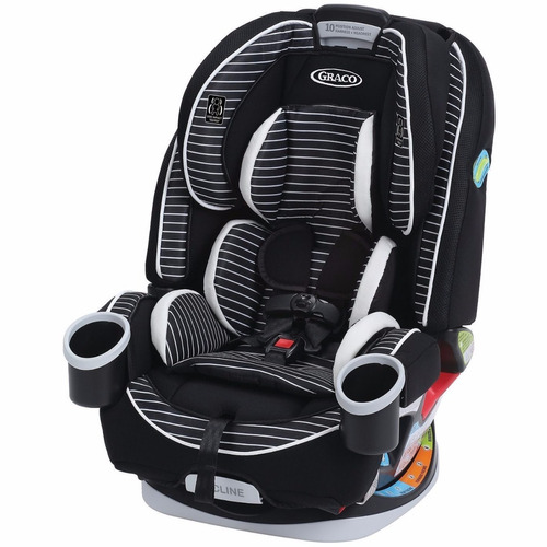 graco - silla para auto 4 ever color studio 0 a 55 kg