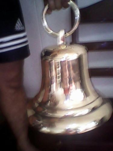 gram campana de bronce