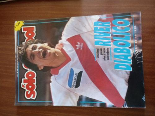 gran colección revista solo fútbol