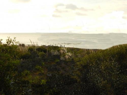 gran extensión playa grande frente al mar  (ref. y 166)